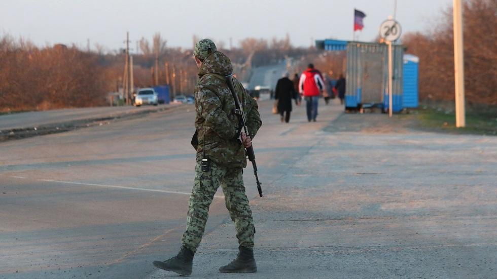 اتفاق على إجراءات إضافية لضمان وقف إطلاق النار في دونباس