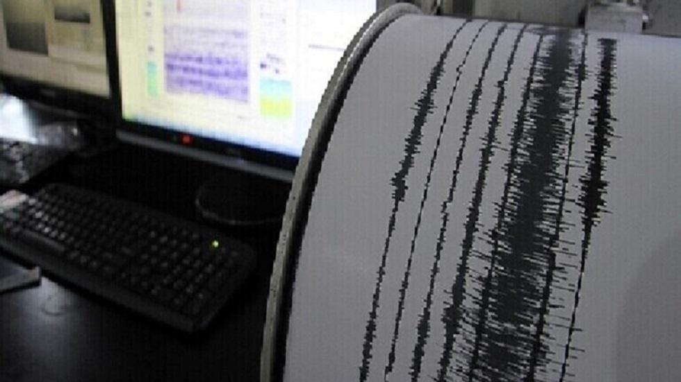 زلزال بقوة 6.2 درجة يضرب غربي الصين