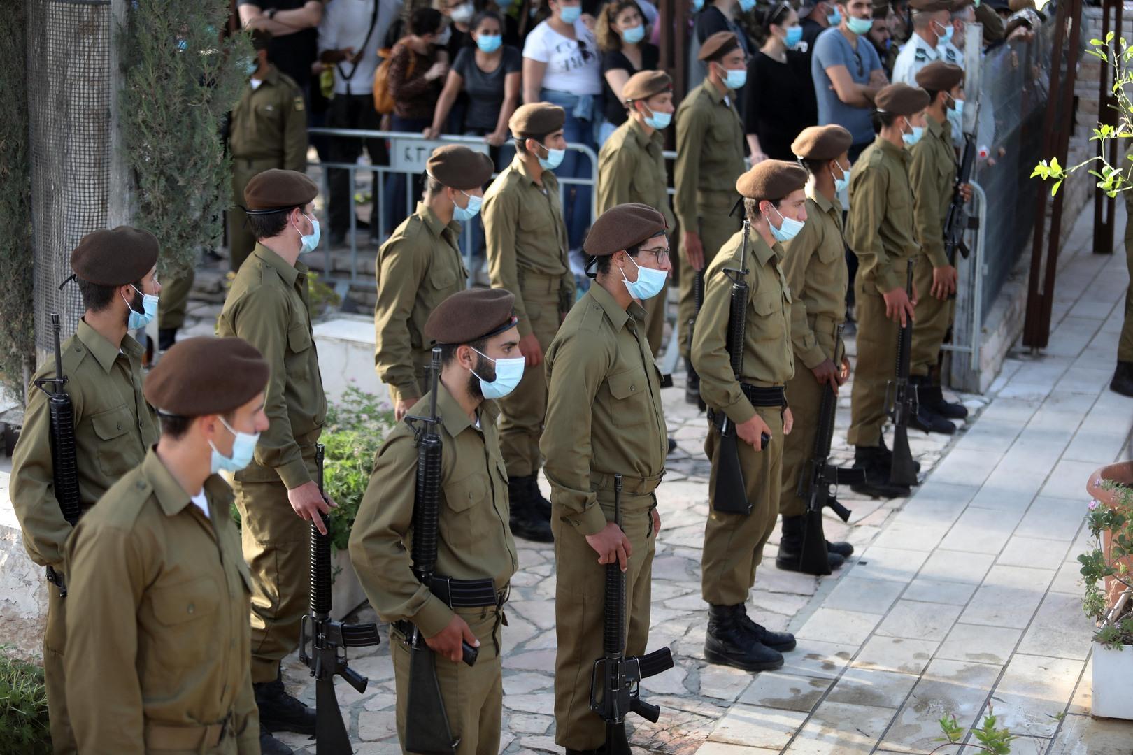 الجيش الإسرائيلي يعلن عن 922 إصابة بكورونا في صفوفه