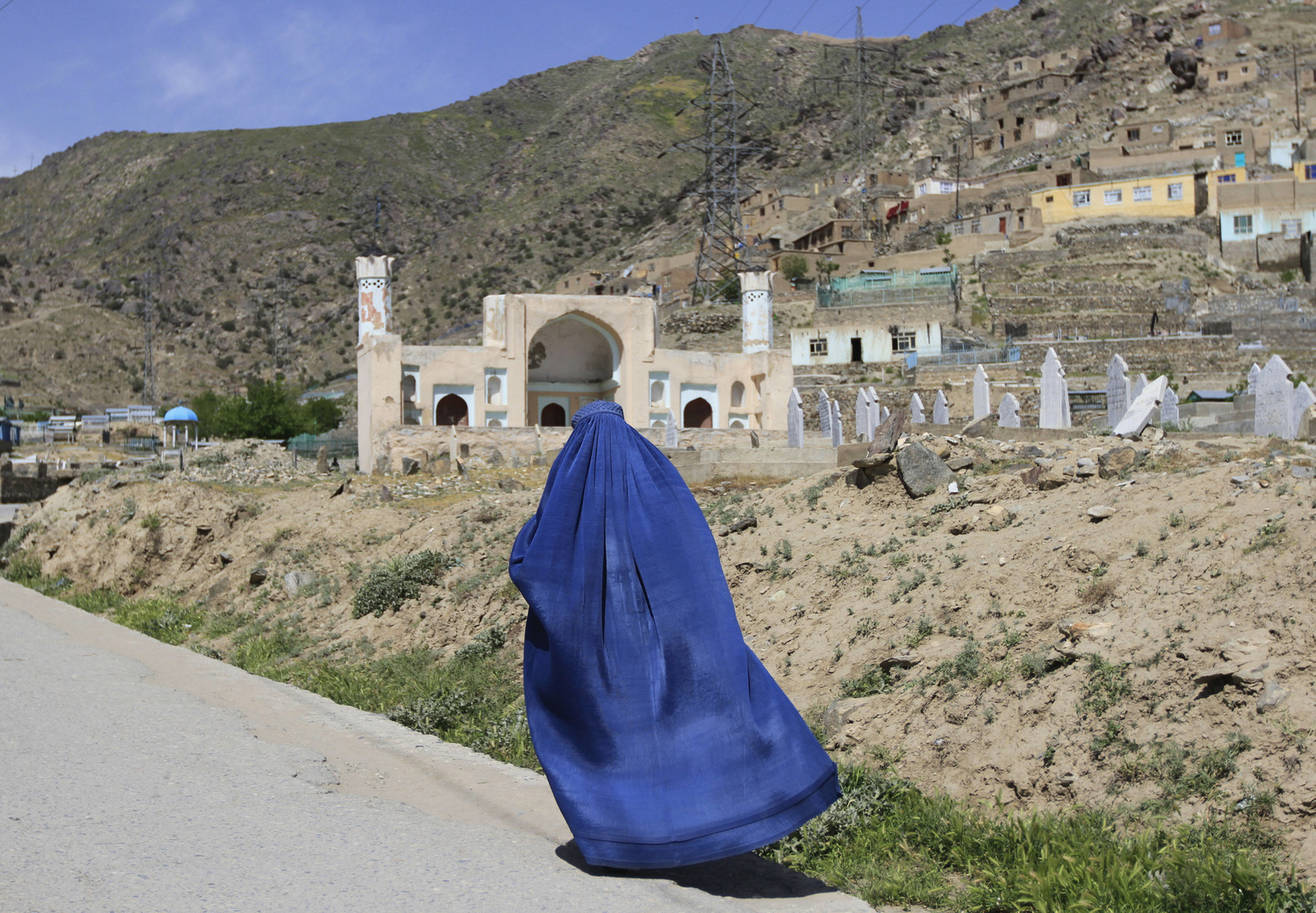 المراهقة الأفغانية التي قتلت اثنين من