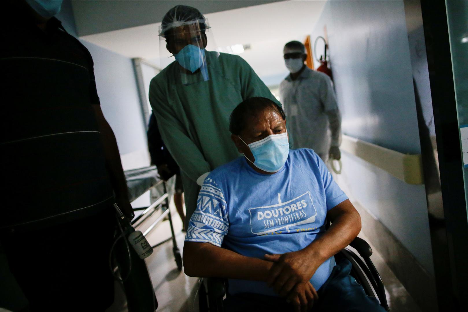 رويترز: عدد إصابات كورونا في أمريكا اللاتينية يتجاوز 4 ملايين