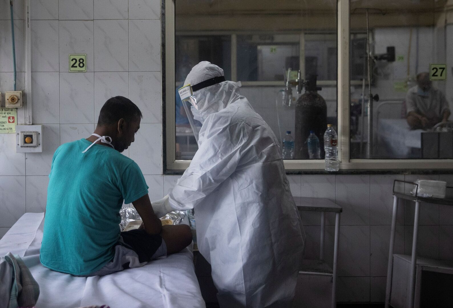 دراسة: ربع سكان نيودلهي أصيبوا بفيروس كورونا