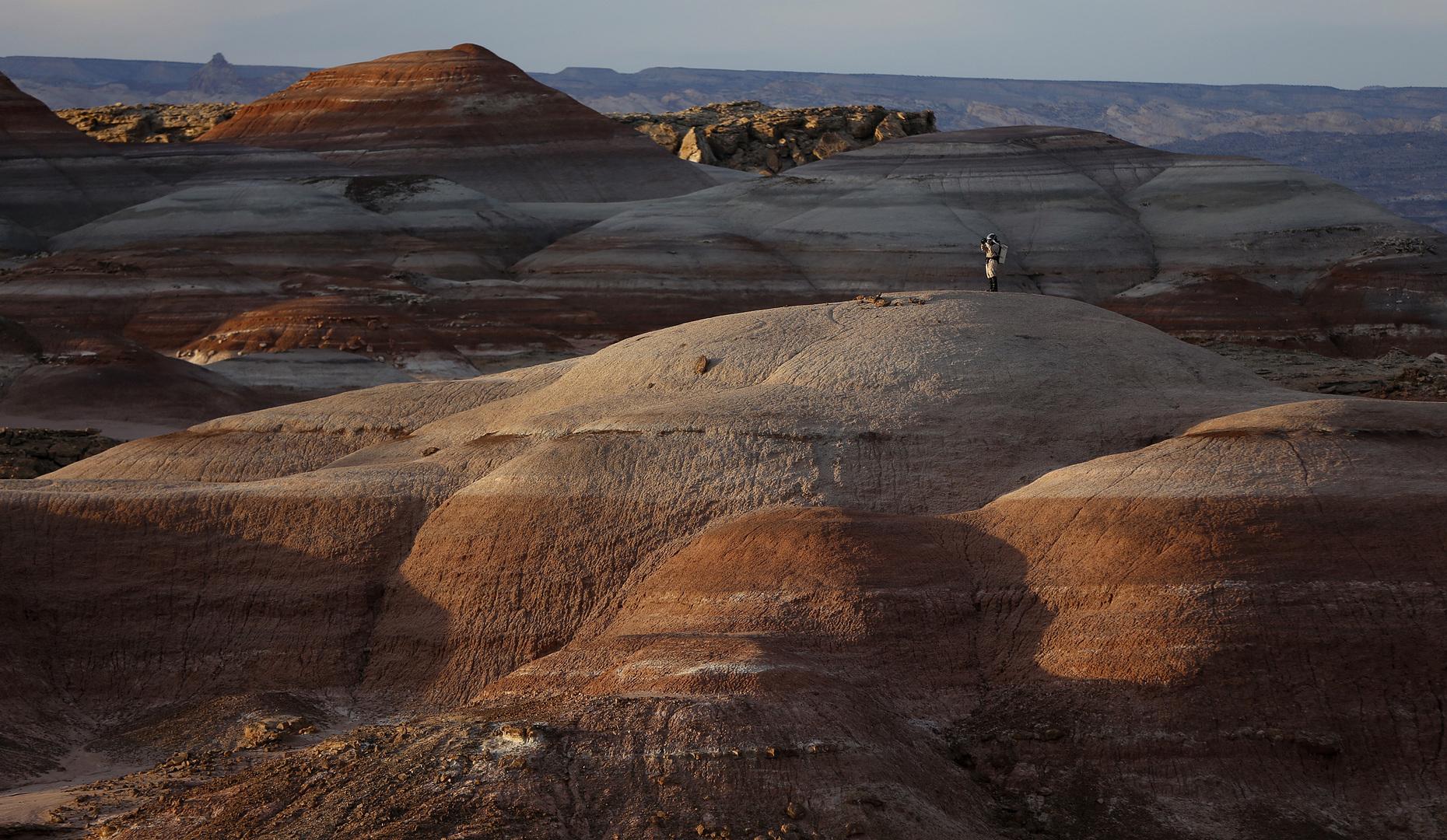 هل يكون أول فندق على المريخ من نصيب الإمارات؟