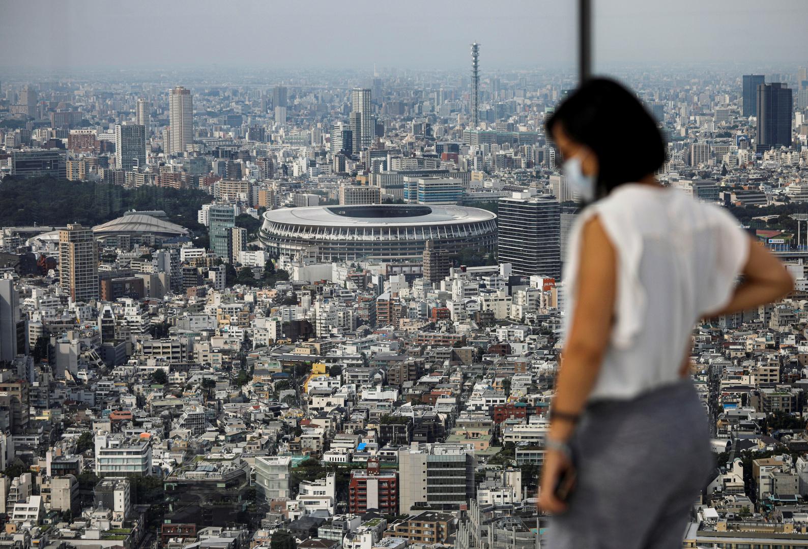 طوكيو.. حصيلة يومية قياسية لعدد المصابين بفيروس كورونا