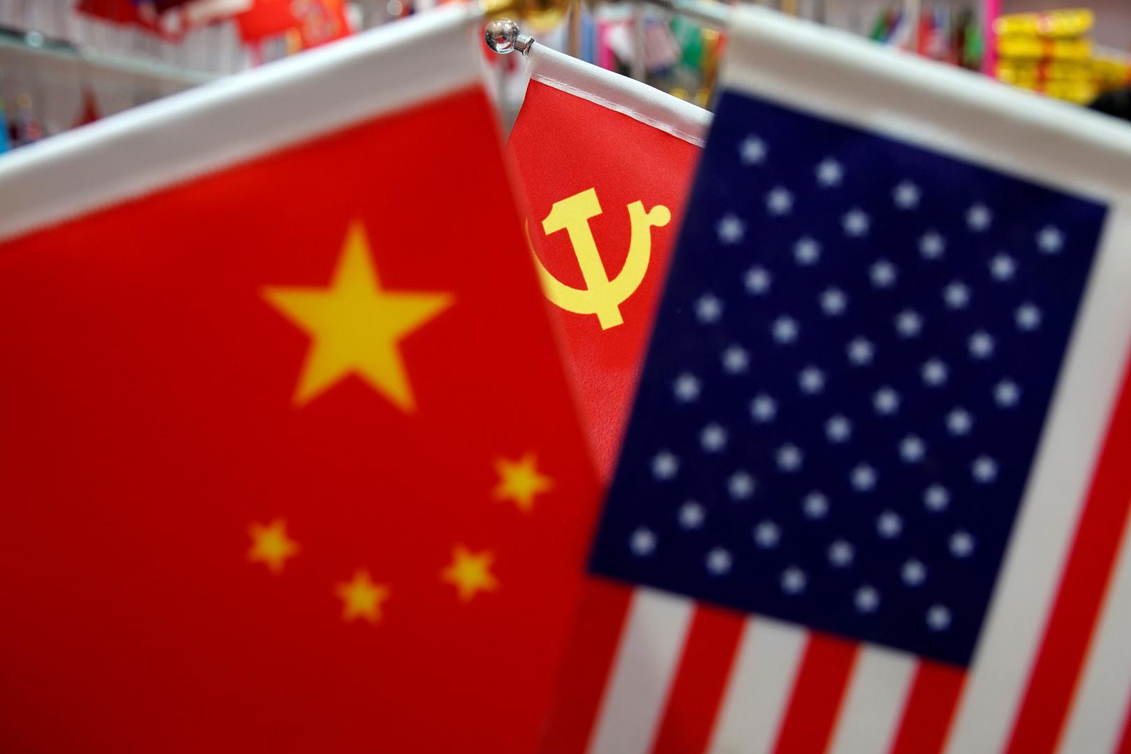 بماذا ترد بكين على الطرد الجماعي لـ