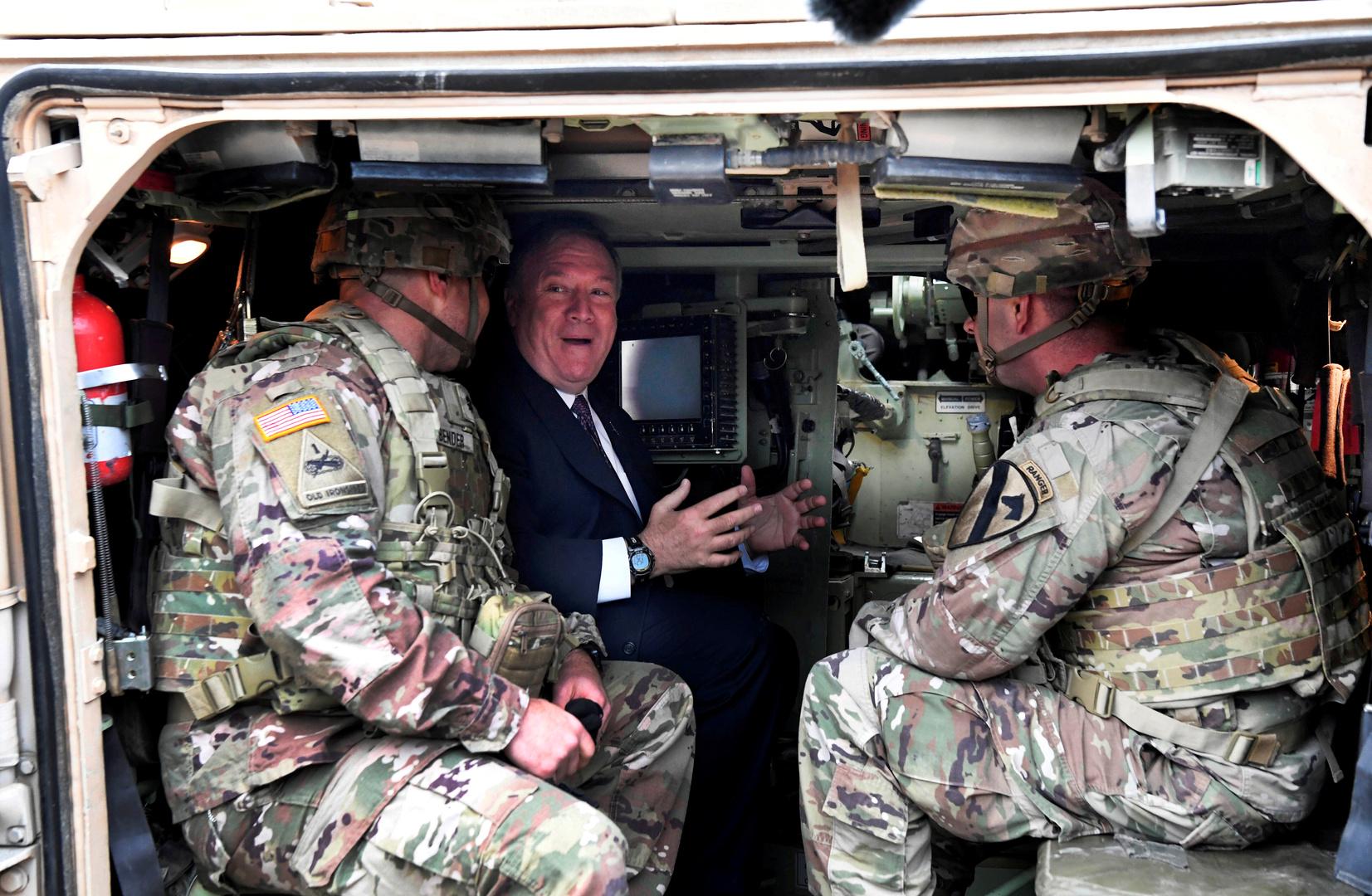 حماقة ترامب: مخاطر خروج الجنود الأمريكيين من ألمانيا