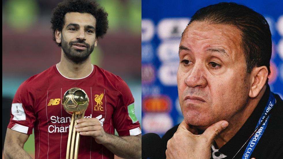 نبيل معلول: صلاح أفضل لاعب في تاريخ الكرة العربية