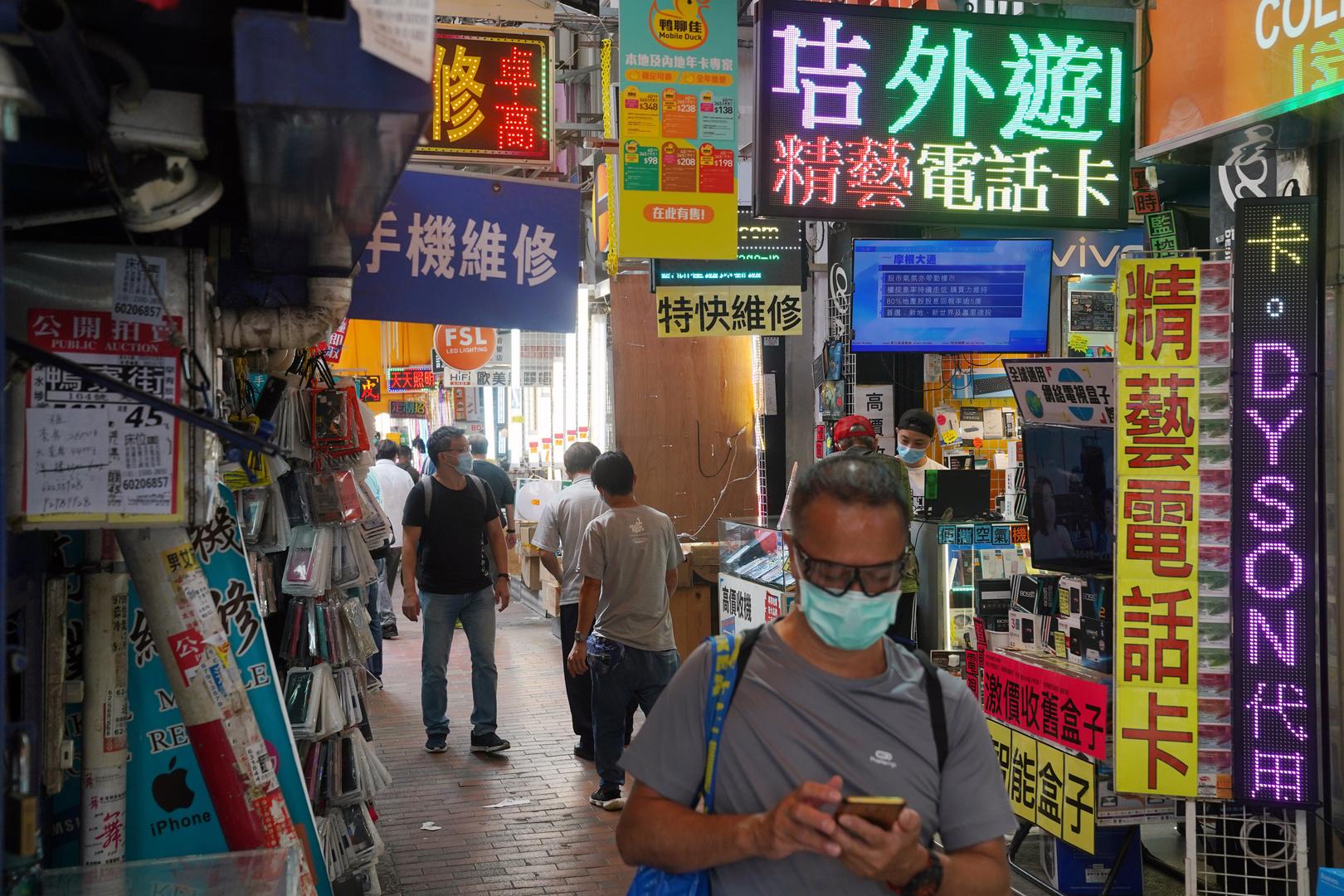 لليوم الثاني.. هونغ كونغ تسجل ارتفاعا غير مسبوق في الإصابات بكورونا
