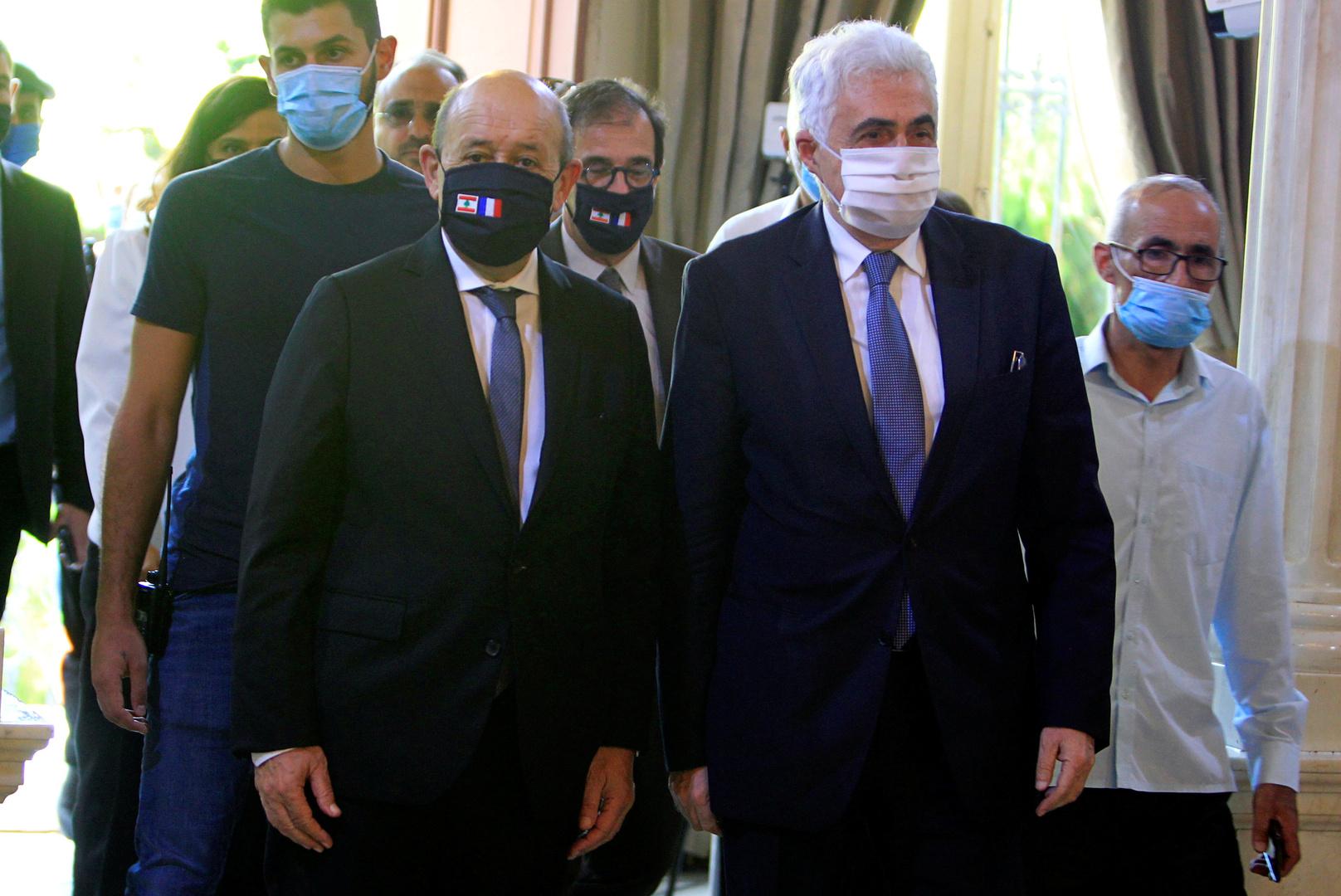 عون بعد تلقيه رسالة من ماكرون: نتطلع إلى مساعدة فرنسا بمسيرة الإصلاح ومكافحة الفساد