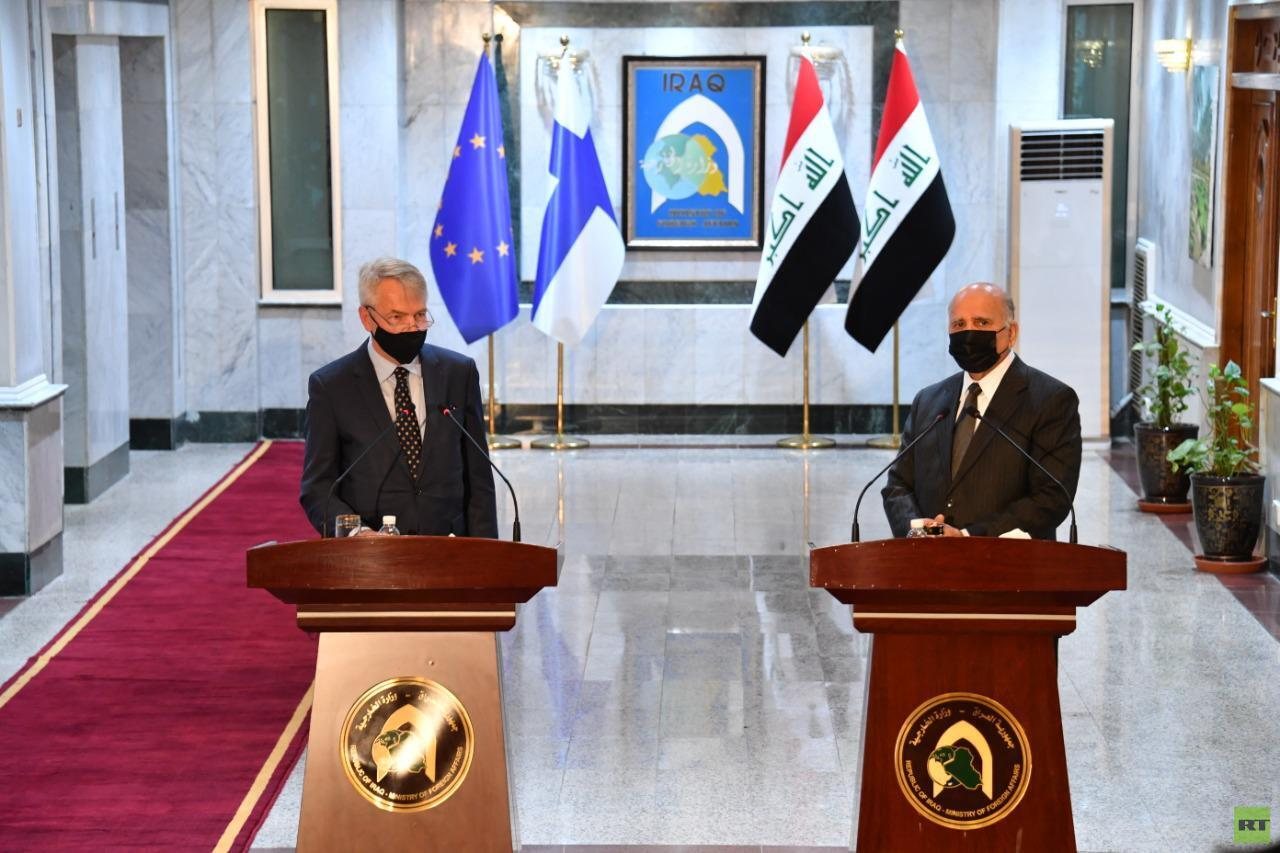فنلندا تفتتح سفارتها في بغداد بعد 30 عاما على إغلاقها