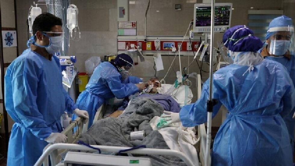 إيران تسجل 2621 إصابة و221 وفاة بكورونا خلال 24 ساعة