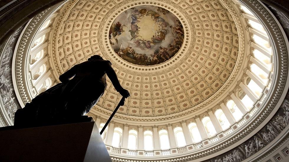 مجلس النواب الأمريكي يؤيد إزالة تماثيل شخصيات كونفدرالية من مقر الكونغرس