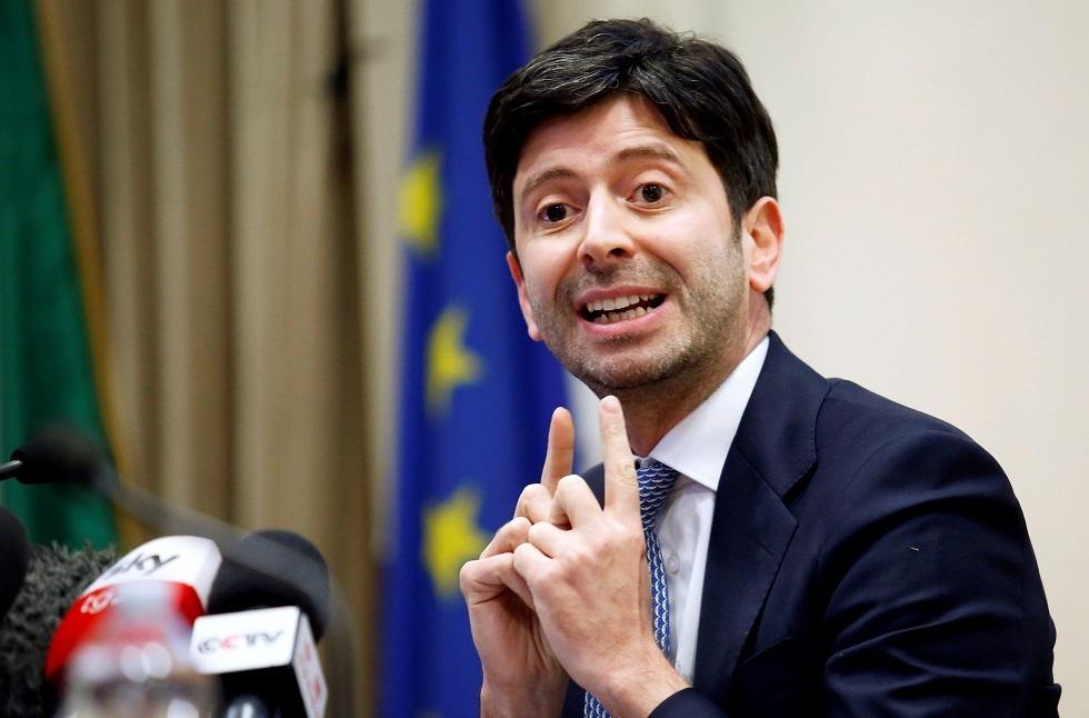 وزير الصحة الإيطالي: من غير المؤكد حدوث موجة ثانية لكورونا