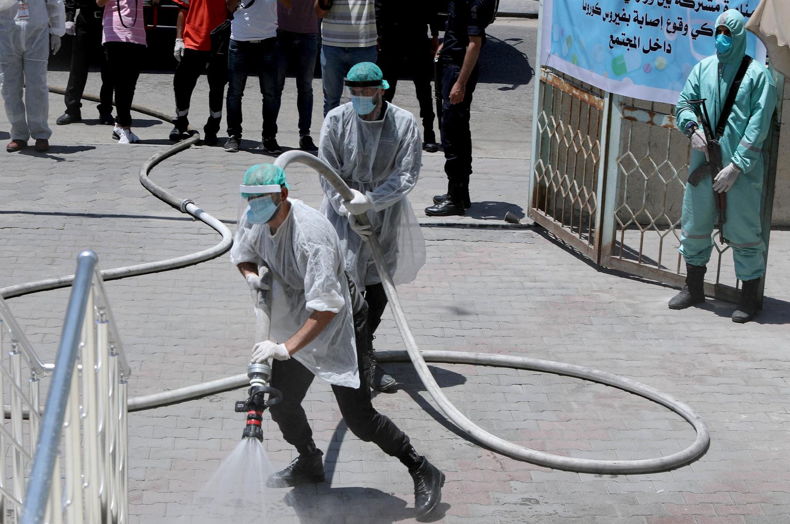 تعافي شخصين من كورونا في غزة ولا إصابات جديدة