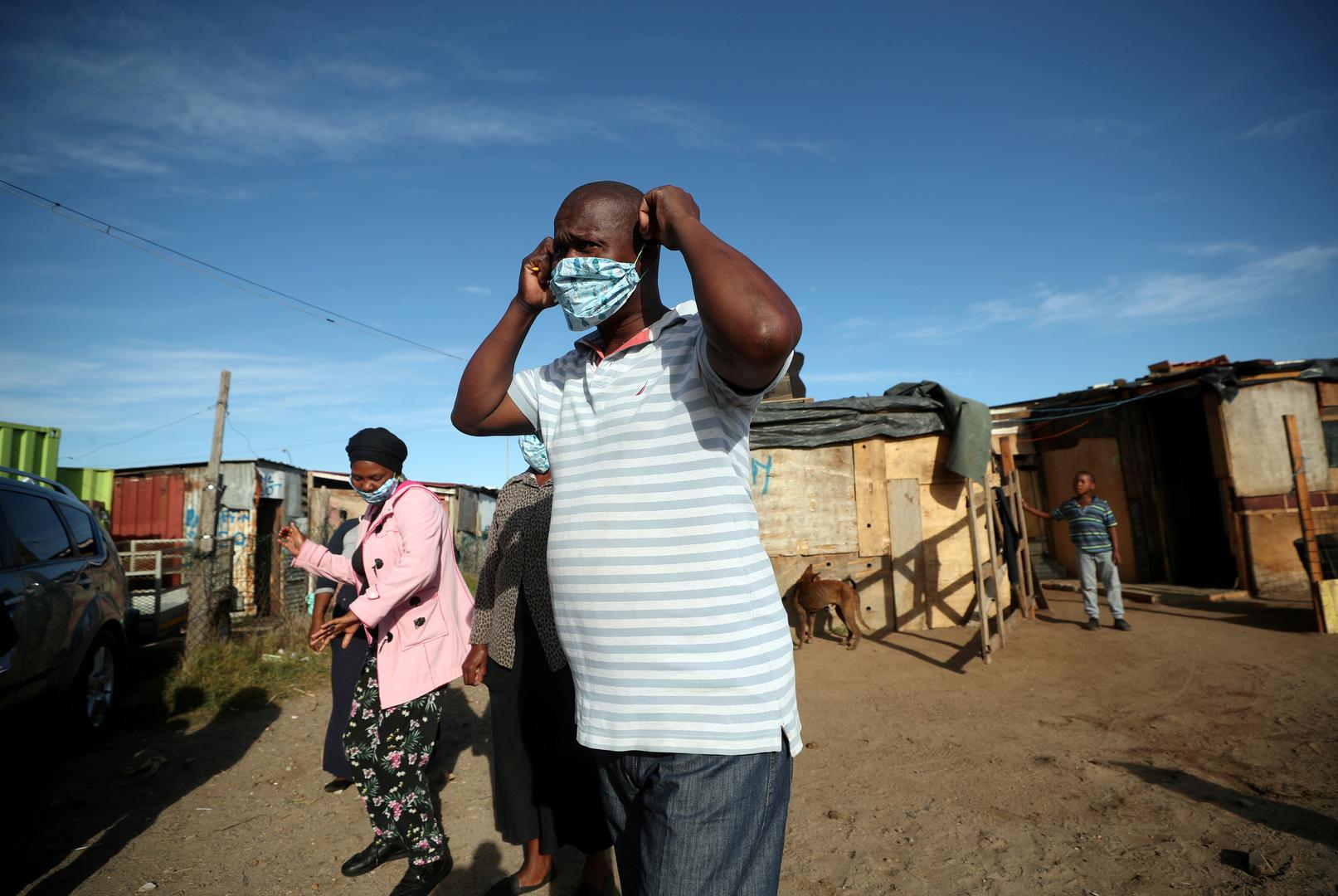 جنوب إفريقيا.. قفزة في الوفيات