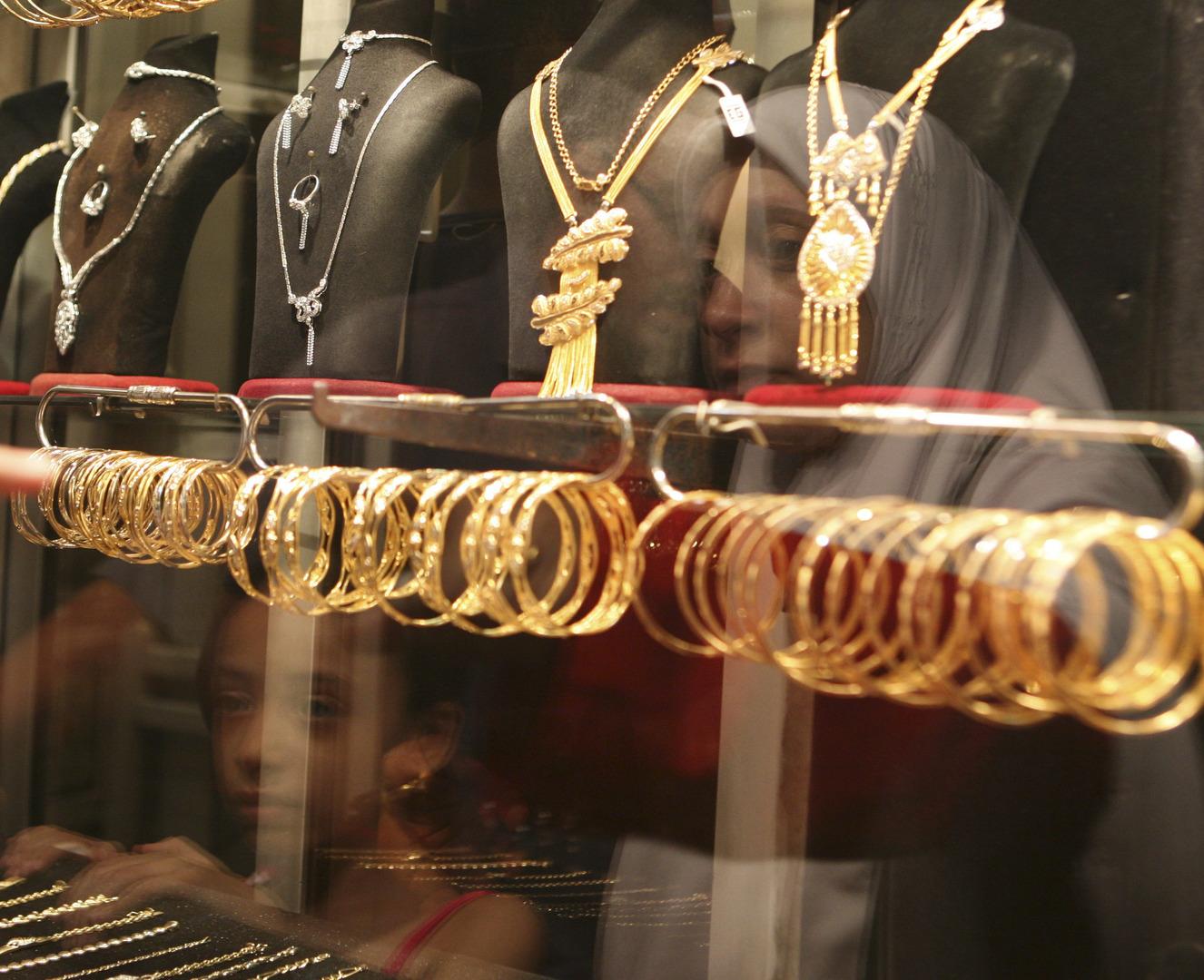 الذهب في مصر يرتفع 17 جنيها دفعة واحدة