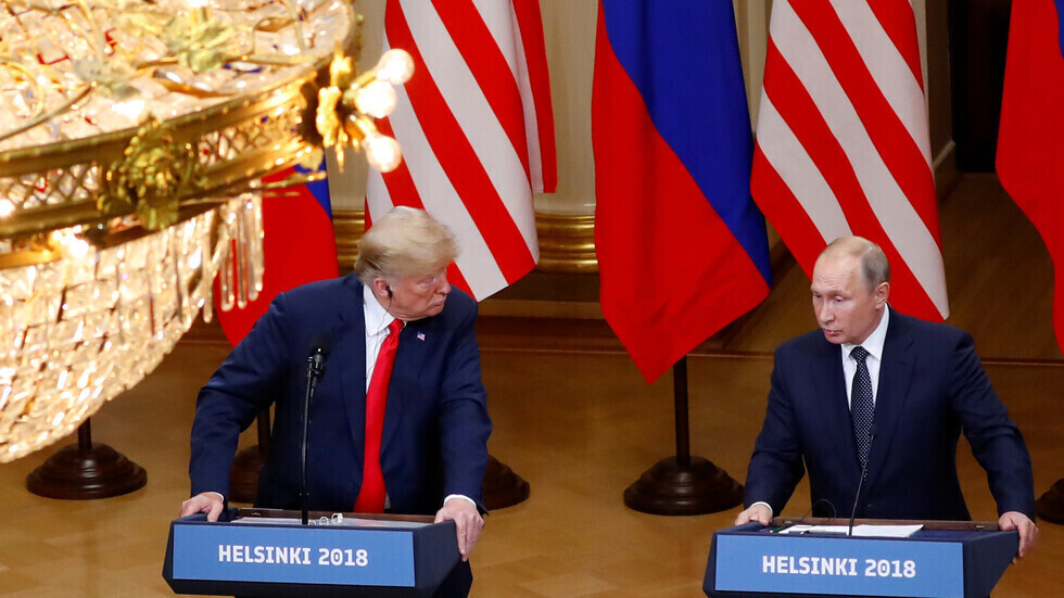 ترامب لبوتين: آمل بتفادي سباق تسلح بين روسيا والصين والولايات المتحدة