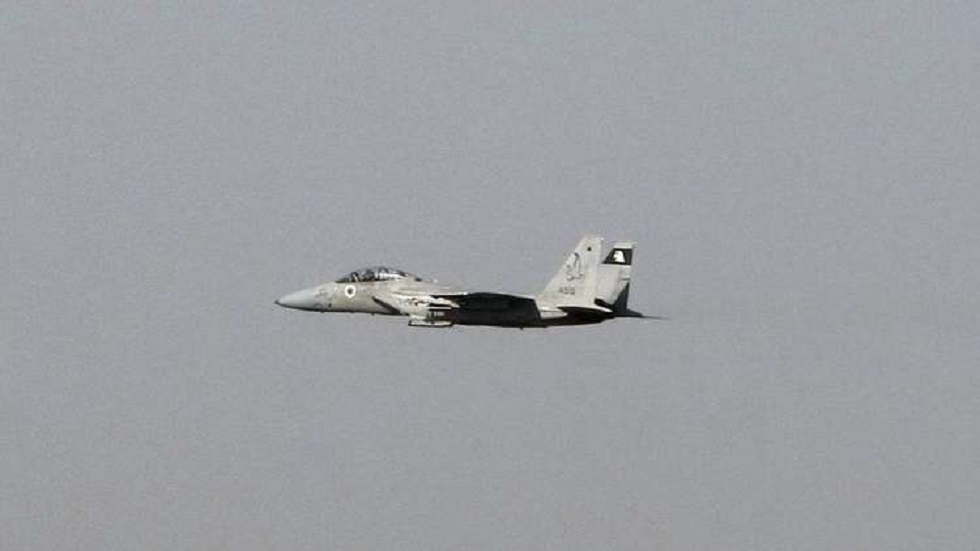 مقاتلتان أمريكيتان تعترضان طائرة ركاب إيرانية فوق الأجواء السورية (صور + فيديو)