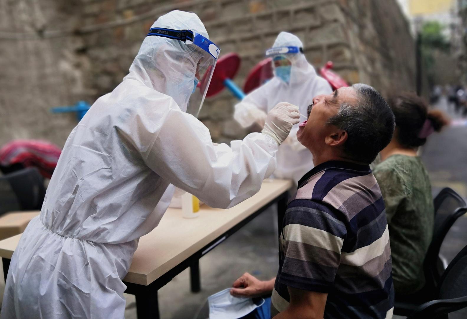 الصين.. تسجيل 21 إصابة جديدة بكورونا معظمها في إقليم شينجيانغ الإيغوري
