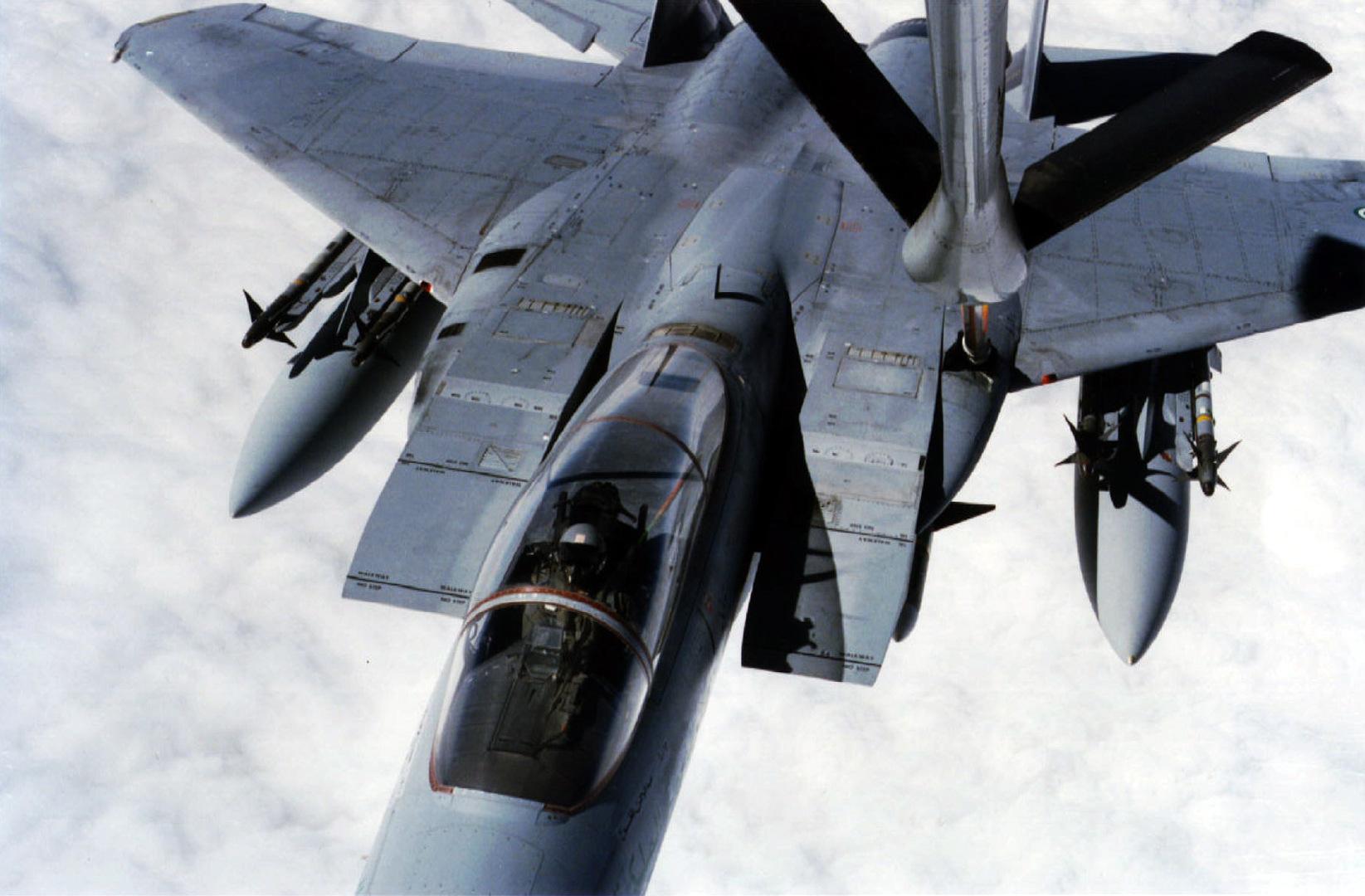 البنتاغون يعلق على حادثة اعتراض مقاتلاته طائرة ركاب إيرانية فوق سوريا
