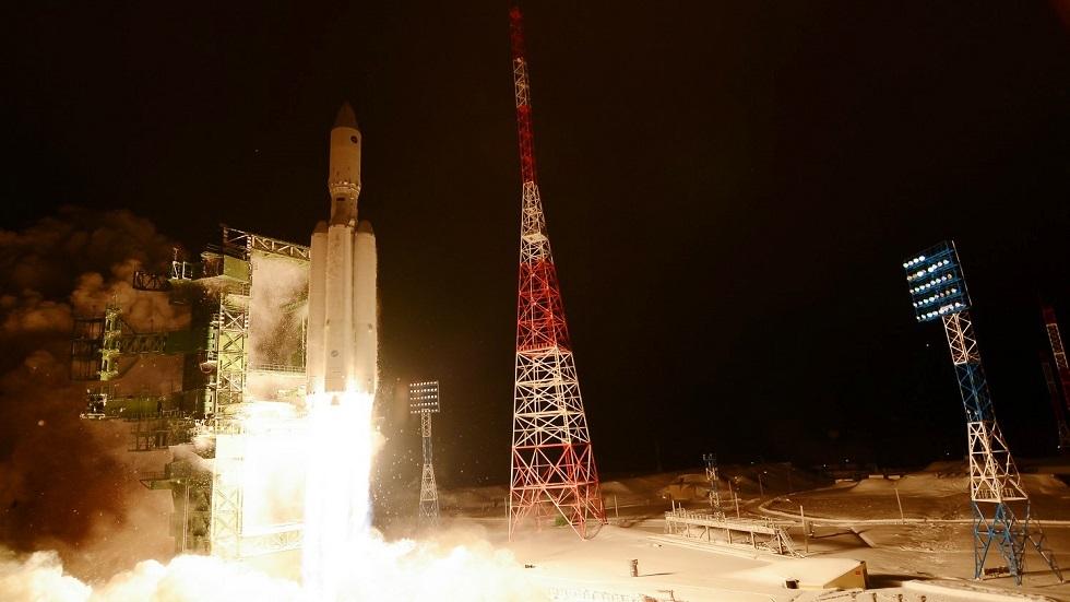روسيا تعاود اختبار صواريخها الفضائية المعدلة الثقيلة