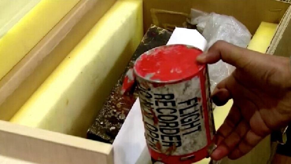 فك شفرة الصندوقين الأسودين للطائرة الأوكرانية التي أسقطت قرب طهران
