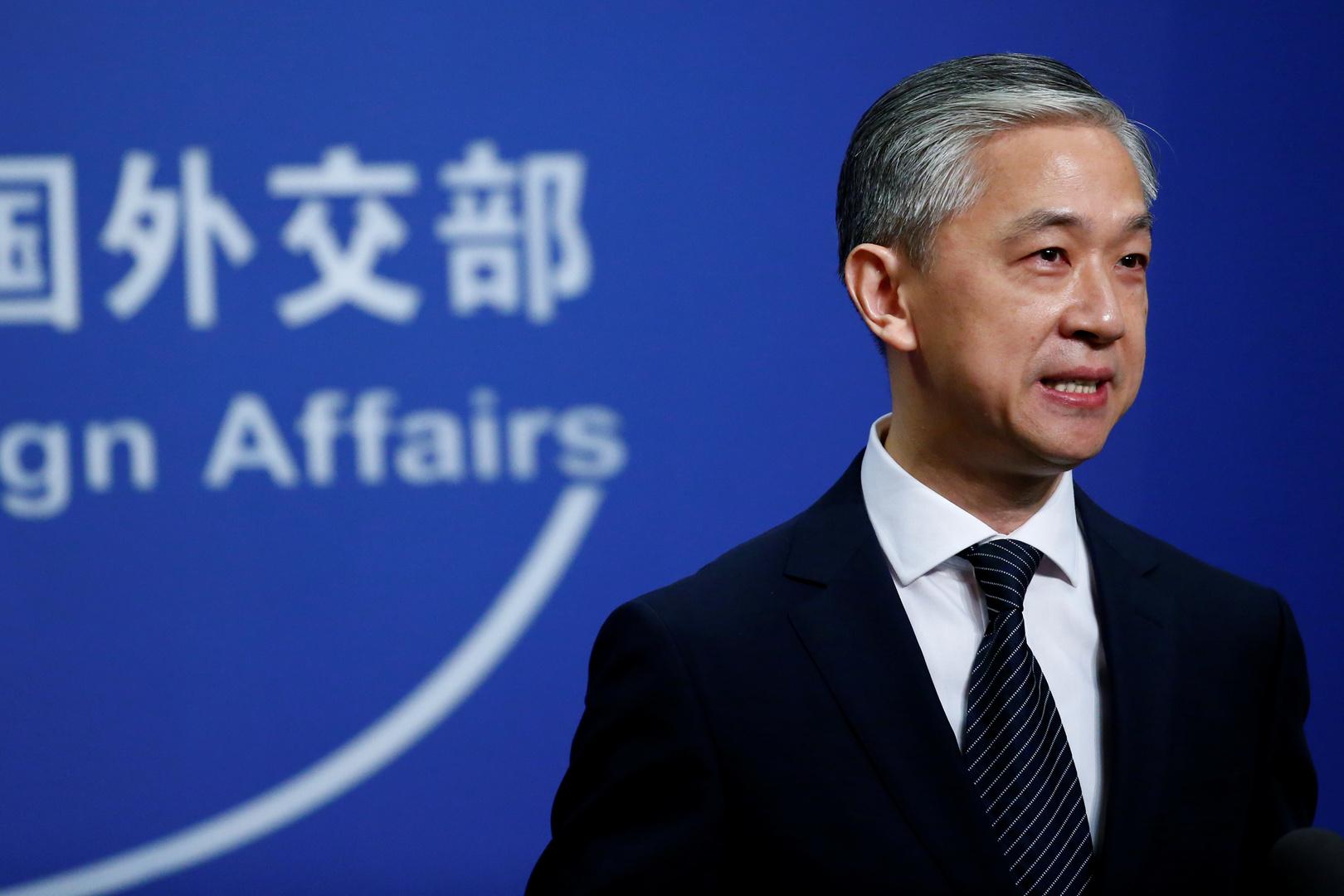 بكين تتهم بومبيو بتجاهل الواقع والانحياز الإيديولوجي