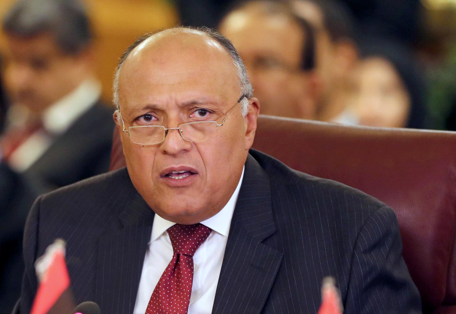 القاهرة تدعو لدعم جهود التصدي للتدخلات الأجنبية في ليبيا