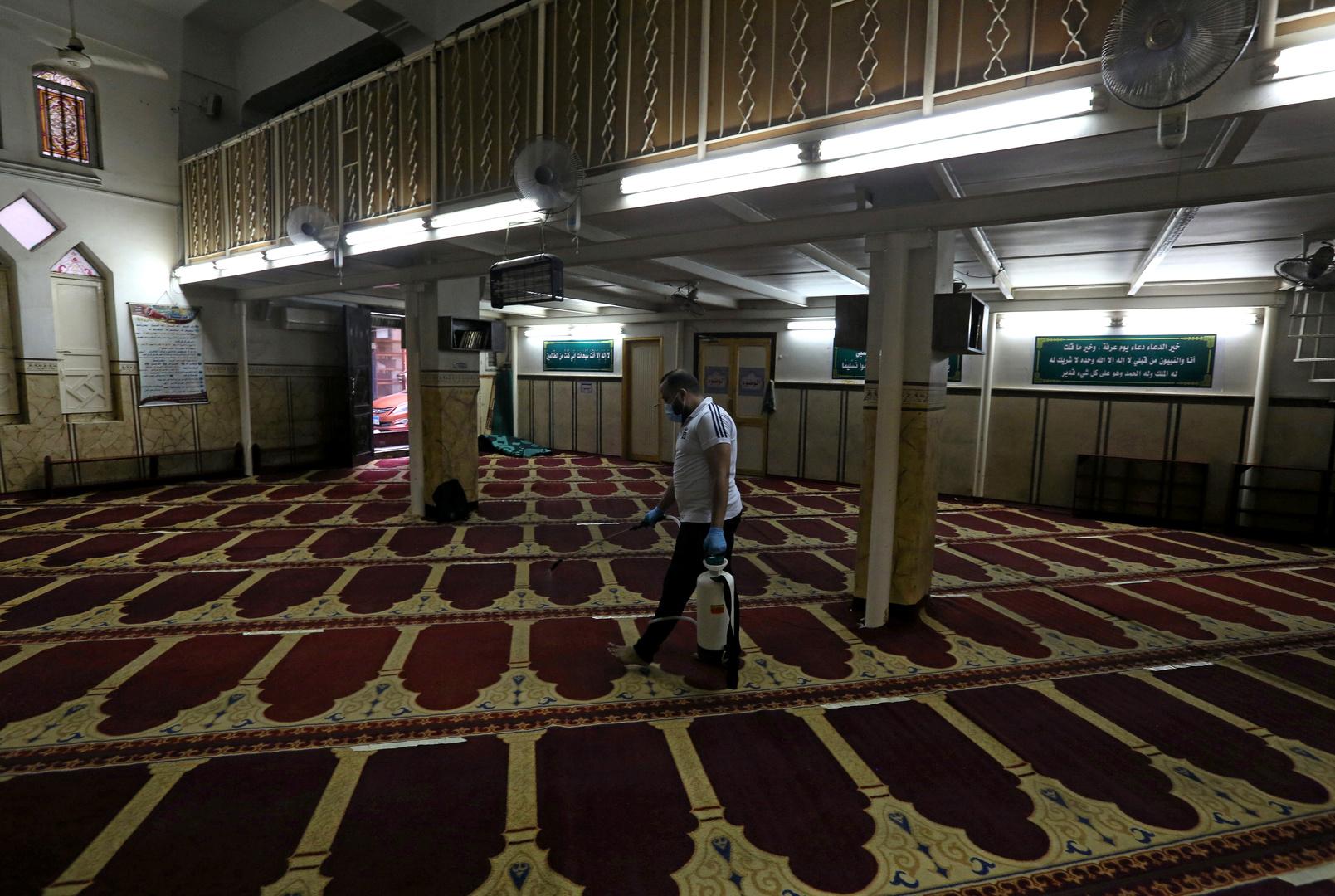 الأوقاف المصرية: المساجد تؤذن لصلاة الجمعة بأذان النوازل