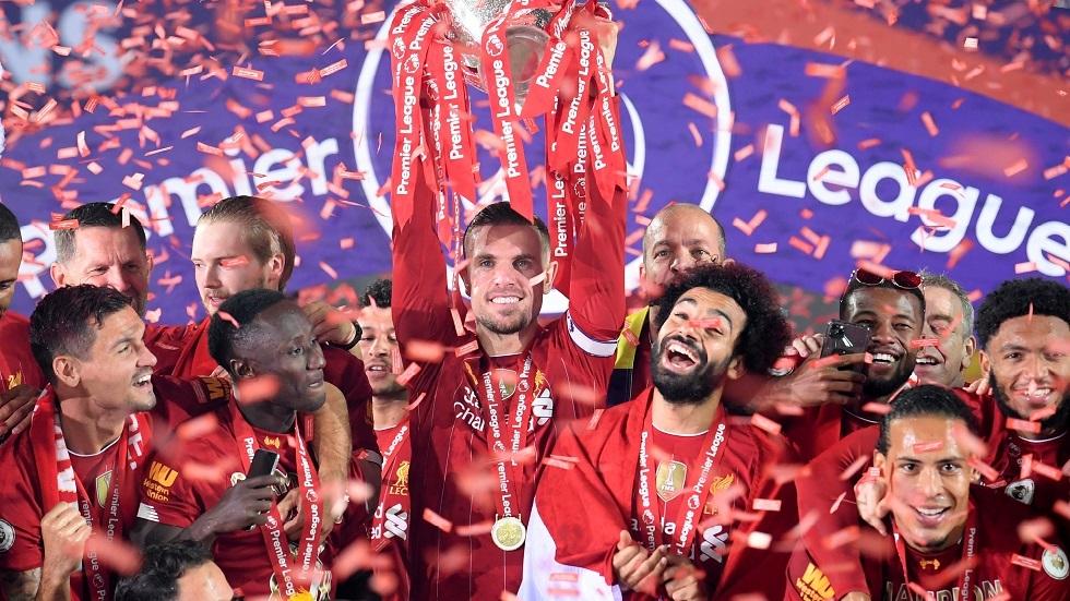 رسميا.. نجم ليفربول يتوج بجائزة أفضل لاعب في الدوري الإنجليزي