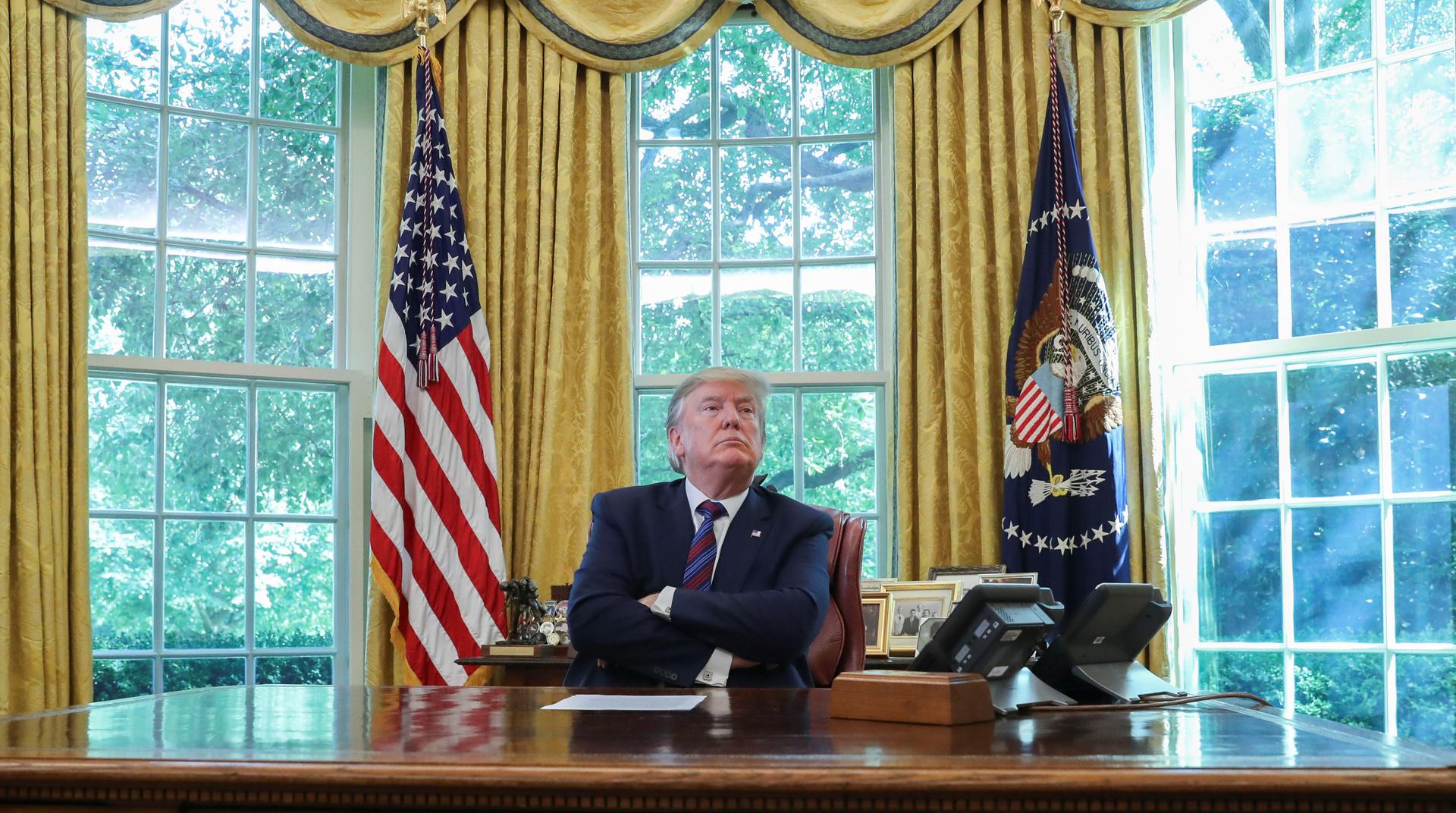 وسائل إعلام تكشف عن موقف ترامب إزاء تغيير وضع آيا صوفيا