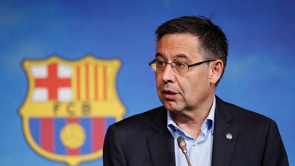 نادي برشلونة يتعرض لهجوم إلكتروني
