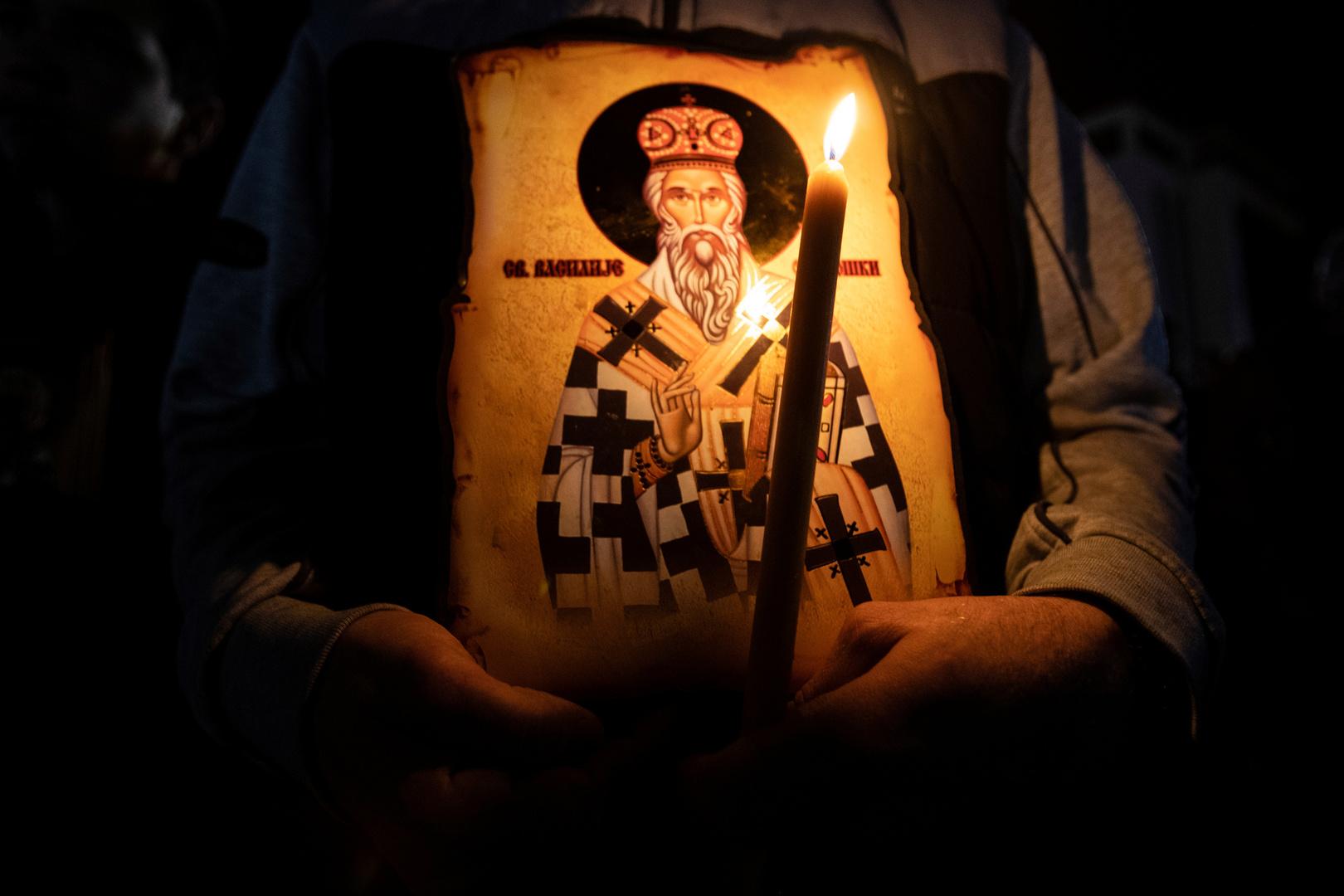 بسبب آيا صوفيا.. فتح تحقيقات جنائية مع كهنة مسيحيين في الجبل الأسود