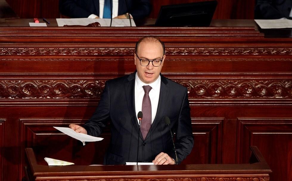 رئيس الحكومة التونسية المستقيل إلياس الفخفاخ
