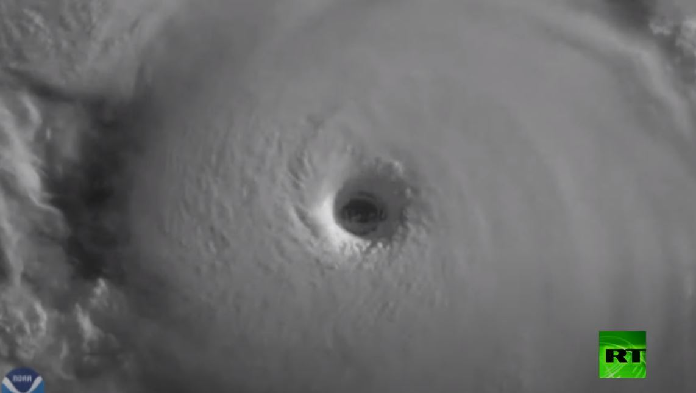 لقطات مذهلة من الأقمار الصناعية توثق إعصار دوغلاس فوق المحيط الهادئ