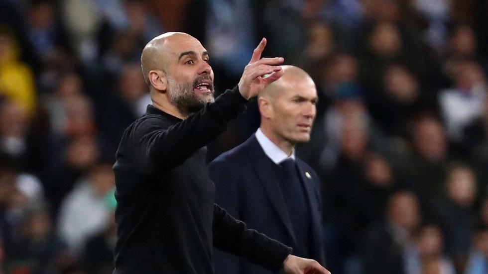قرار حكومي يهدد إقامة مباراة مانشستر سيتي وريال مدريد في