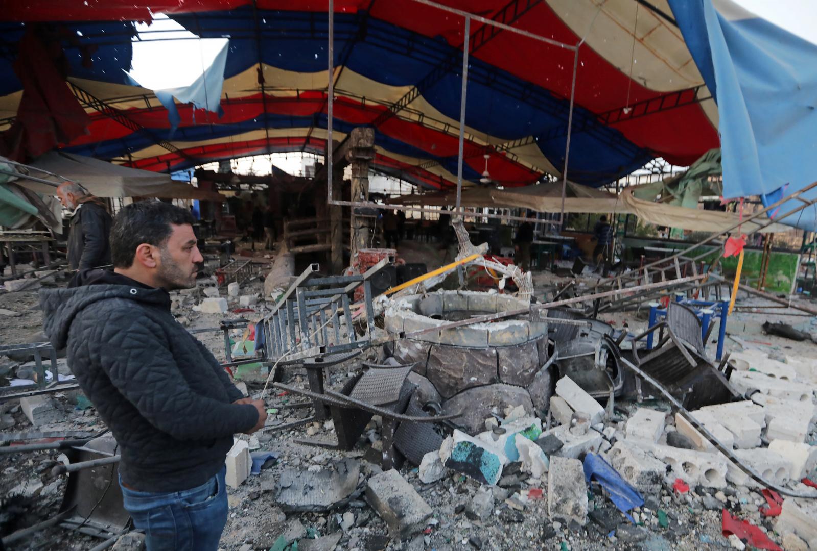 قتلى وجرحى جراء انفجار في رأس العين بشمالي سوريا
