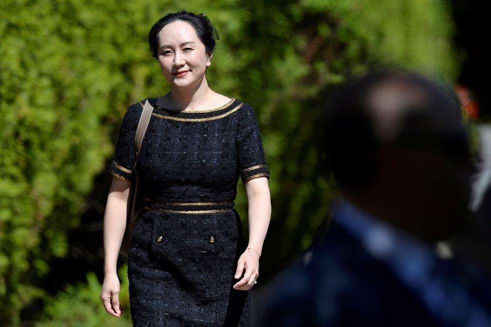 مينغ وانتشو المديرة المالية لمجموعة