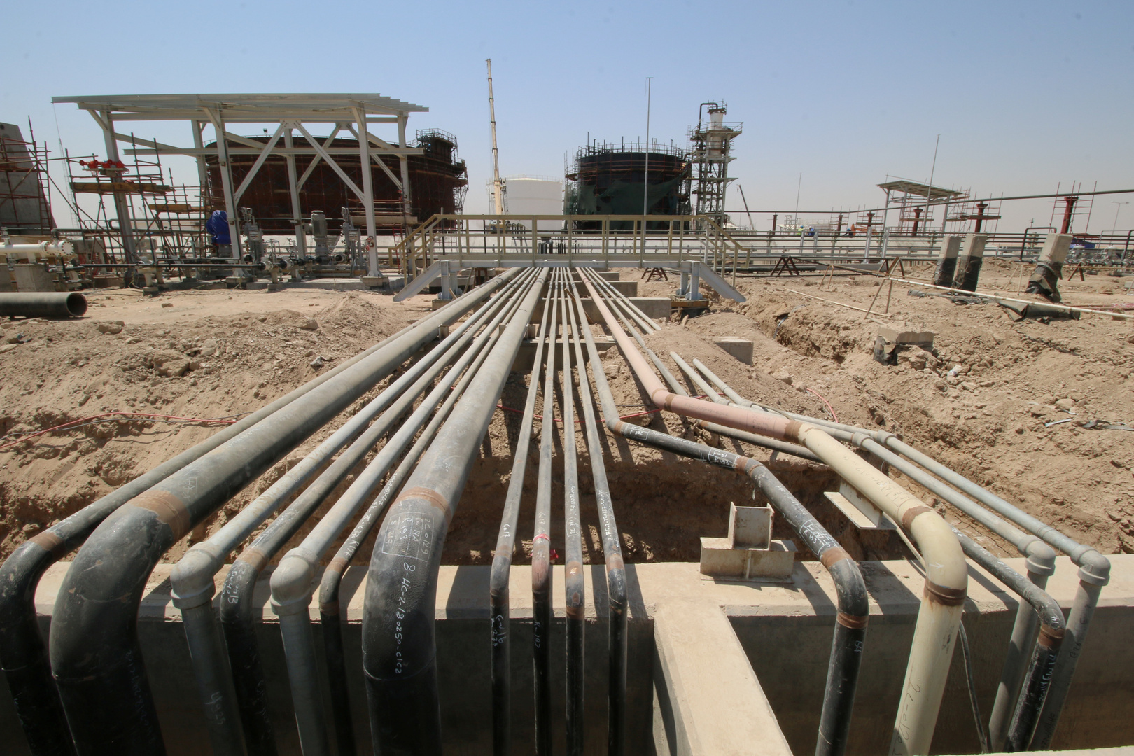 Egypt .. a new oil discovery in the Western Desert