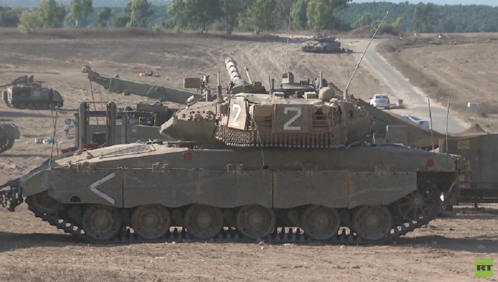 الجيش الإسرائيلي يدفع بتعزيزات متطورة للشمال ونتنياهو يؤكـد الاسـتعداد لكافـة السيناريوهات