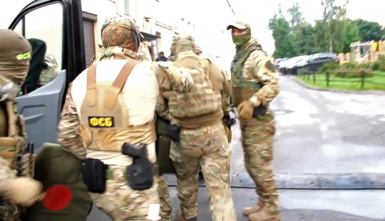 الأمن الروسي يعلن اعتقال خلية لمؤيدي