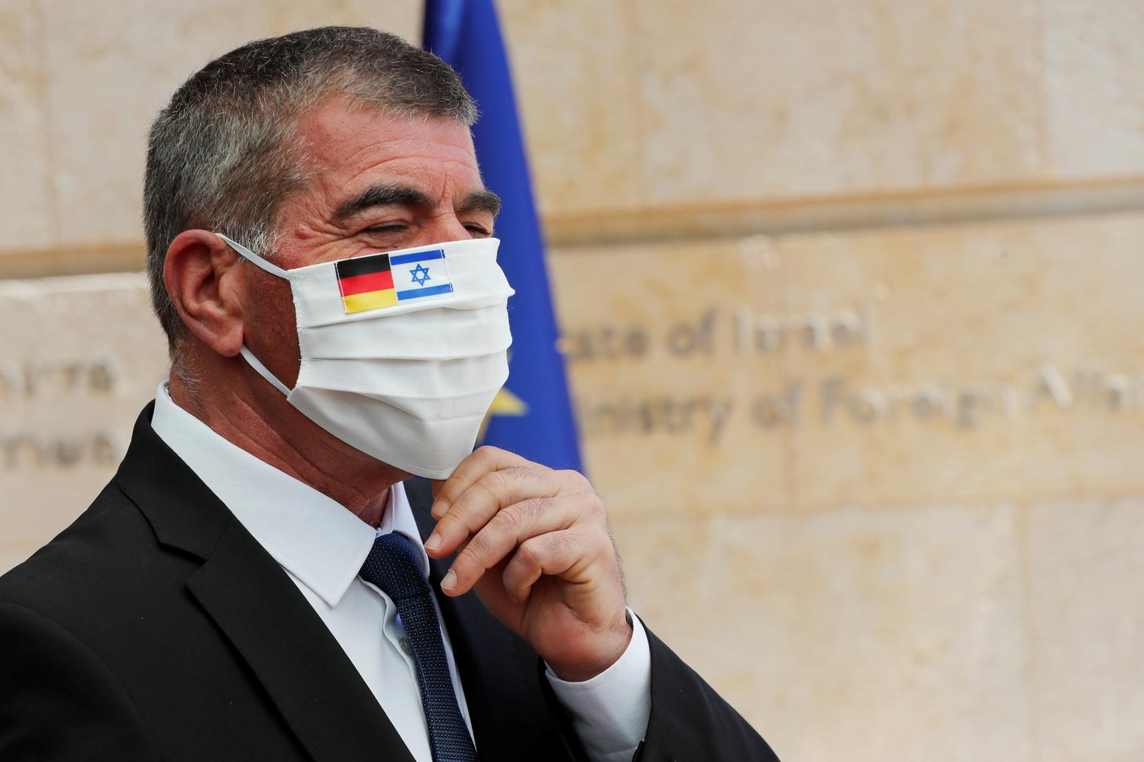 وزير خارجية إسرائيل غابي أشكنازي