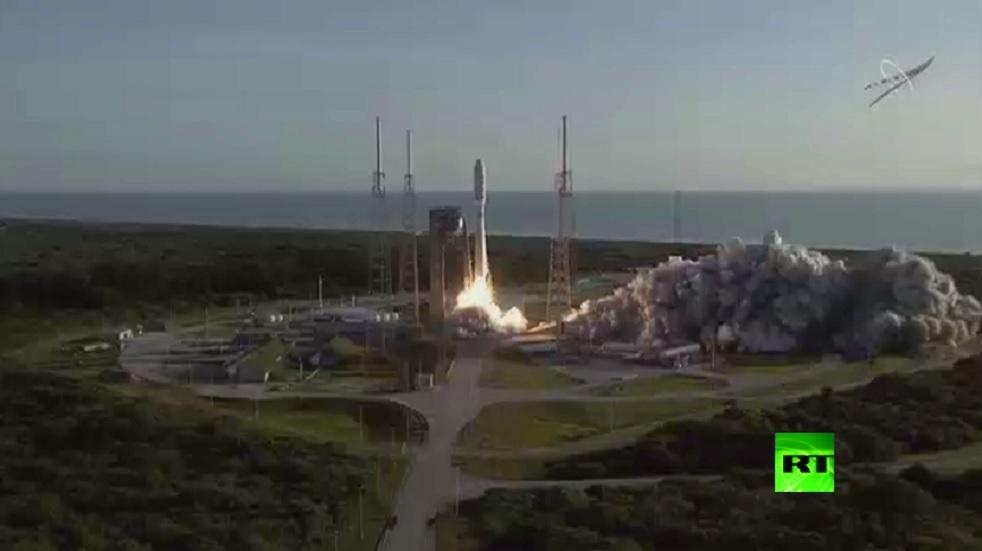 انطلاق مركبة فضائية أمريكية إلى المريخ بنجاح
