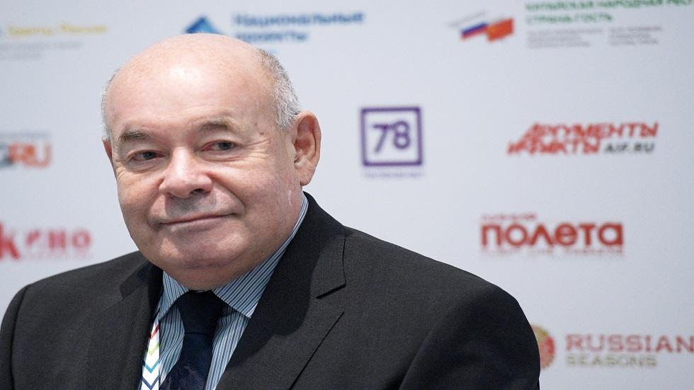 مندوب الرئيس الروسي لشؤون التعاون الدولي الثقافي ميخائيل شفيدكوي