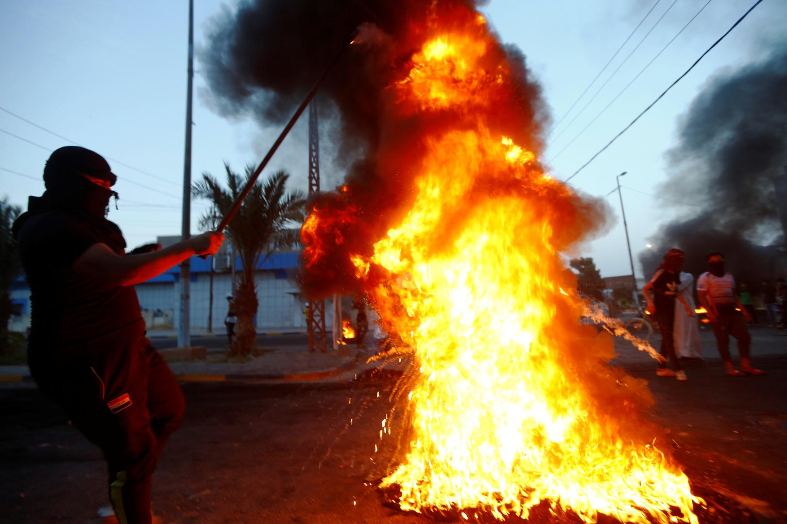 مستشار الكاظمي: سنكشف عن الجهات المتورطة بقتل المتظاهرين