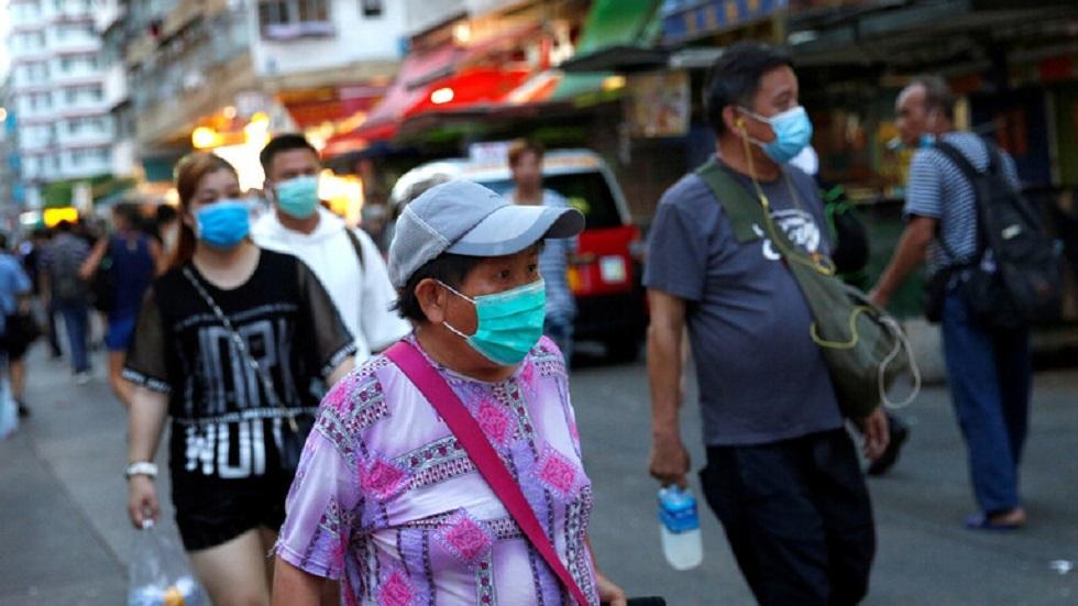 هونغ كونغ تسجل 149 إصابة جديدة بكورونا