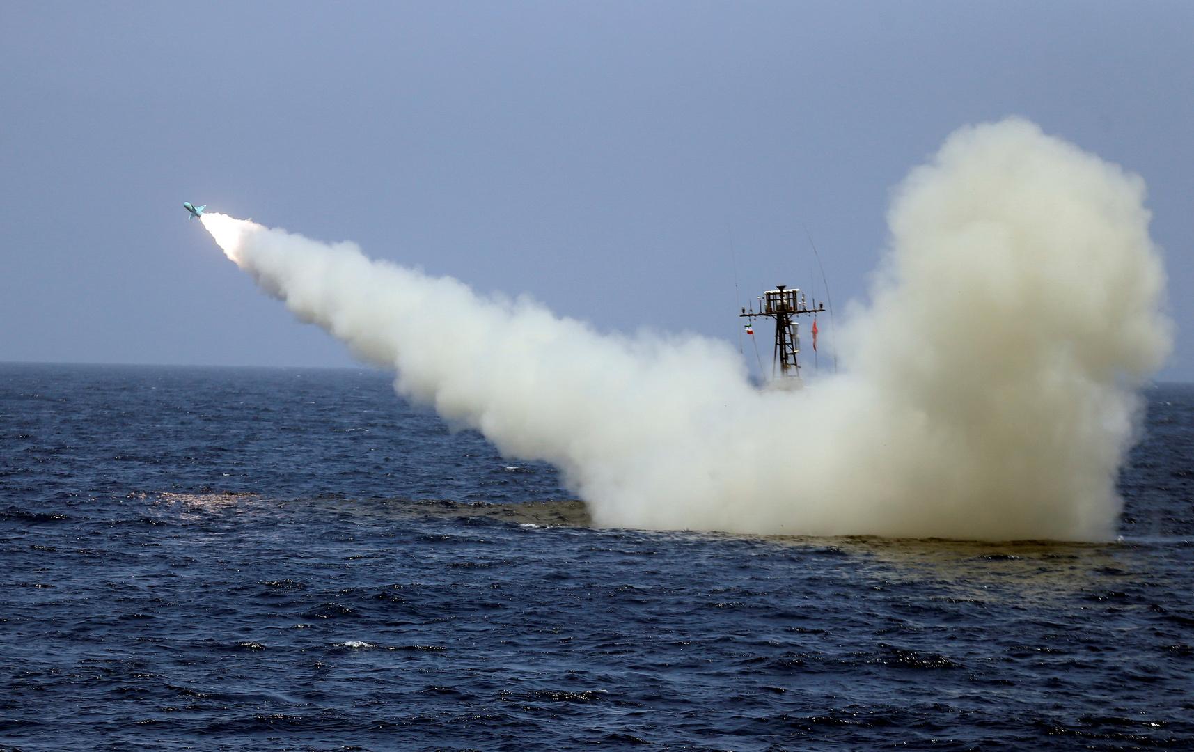 الصواريخ الإيرانية أجبرت أمريكا على الاستنفار