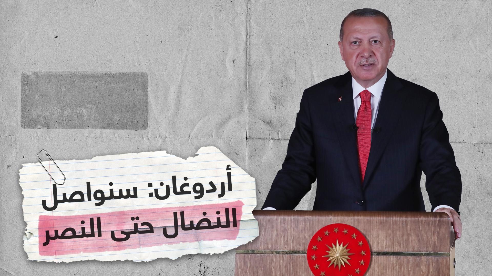 تصريحات أردوغان عن ليبيا وسوريا والعراق تثير الجدل