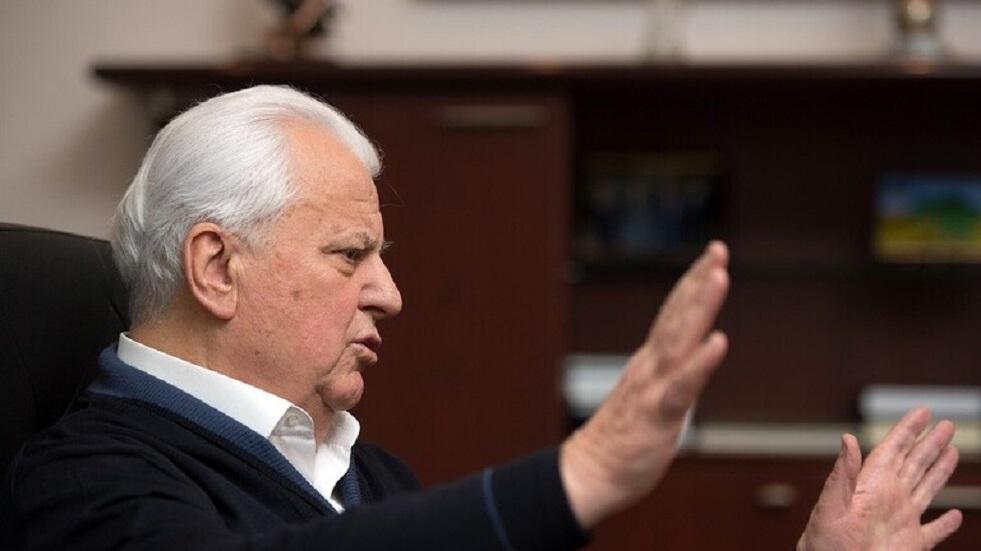 ليونيد كرافتشوك اول رئيس لأوكرانيا
