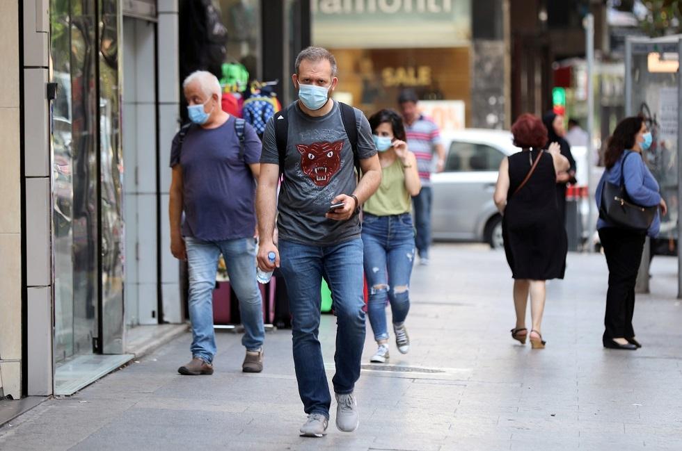 لبنان يسجل أعلى حصيلة إصابات يومية بكورونا
